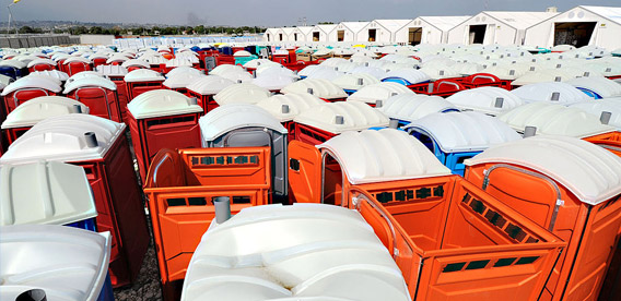 Champion Portable Toilets in South Bend, IN
